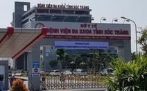 Nữ bệnh nhân nhảy lầu tự tử tại Bệnh viện Đa khoa Sóc Trăng