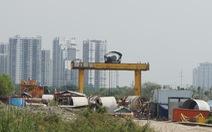 Gói thầu dự án vệ sinh môi trường TP.HCM chậm tiến độ, chủ đầu tư 'dọa' cắt hợp đồng