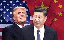 'Nước Mỹ trên hết' đấu 'Trung Hoa mộng'