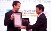 Đại học Tôn Đức Thắng vinh danh 3 nhà khoa học quốc tế