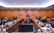 Phó thủ tướng Vương Đình Huệ: Cần cơ cấu lại 'ý thức công vụ'!