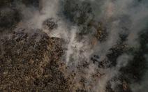 Núi rác Cam Ly cháy, khói độc tràn vào Đà Lạt