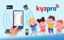 Kyzpro - giải pháp quản lý con dùng Internet hiệu quả