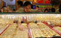 Sát ngày Thần Tài, giá vàng nhẫn lên gần 45 triệu đồng/lượng