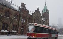 Thành phố Toronto chính thức khai tử hệ thống tàu điện lịch sử