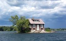 Hòn đảo nhỏ nhất thế giới có người ở