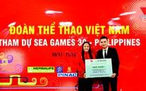 Herbalife Nutrition và VOC tổ chức Lễ xuất quân cho Đoàn Thể thao Việt Nam tham dự SEA Games 30