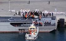 Iran khoe cùng Nga, Trung Quốc tạo 'tam giác quyền lực trên biển'