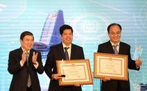 Trao giải thưởng Công nghệ thông tin - Truyền thông TP.HCM lần thứ 11