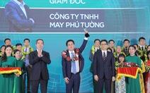 72 gương mặt nhận giải 'Doanh nhân trẻ khởi nghiệp xuất sắc'