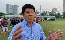 Tân chủ tịch CLB Sài Gòn: 'Chúng tôi sẽ làm cho trận đấu đông khán giả hơn'