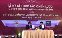 Tổ chức các giải quần vợt tại NovaWorld Phan Thiết