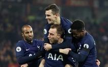 Tottenham vất vả 'giật' lại một điểm từ tay đội cuối bảng Norwich