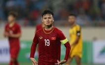 Quang Hải: 'Bóng đá Việt Nam sẽ phát triển không ngừng'