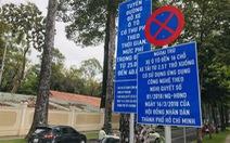 Ôtô dừng, đậu trên đường có thu phí nếu không nộp phí sẽ bị phạt