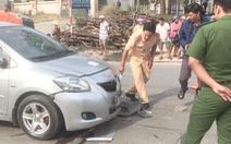 Video: Tai nạn liên hoàn, vợ chết, chồng nguy kịch