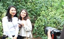 Video: Giới trẻ Hà Thành thích thú 'check in' vườn táo hơn 60 năm tuổi
