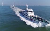 Trung Quốc tuần tra khu vực biển Hong Kong - Chu Hải - Macau