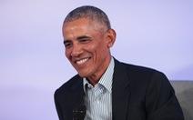 Cựu Tổng thống Obama đọc sách gì trong năm 2019?