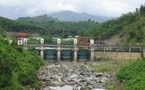 Yêu cầu thủy điện ở Quảng Nam đảm bảo nước cho Đà Nẵng