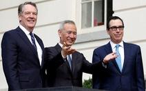 Mỹ - Trung ký thỏa thuận thương mại giai đoạn 1 trước Tết?