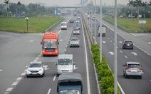 Đối phó nạn kẹt xe trên cao tốc dịp tết