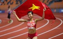 Nguyễn Thị Oanh là VĐV số 1 của thể thao Việt Nam năm 2019