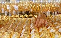 Giá vàng tăng, vượt 42,5 triệu đồng/lượng