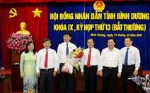 Ông Nguyễn Thanh Trúc làm phó chủ tịch tỉnh Bình Dương