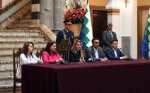 Bolivia trục xuất đại sứ Mexico và các nhà ngoại giao Tây Ban Nha