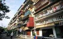 Hải Phòng muốn dùng đất trụ sở cũ 'thanh toán' cho nhà đầu tư cải tạo chung cư cũ