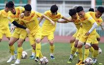 Sang Thái chuẩn bị VCK U23 châu Á, U23 Việt Nam đầy quyết tâm