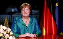 Bà Angela Merkel: 'Tôi 65 tuổi không sao, con cháu mới chịu hậu quả biến đổi khí hậu'