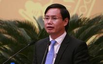 Vụ Nhật Cường: Tạm đình chỉ sinh hoạt Đảng với chánh văn phòng Thành ủy Hà Nội