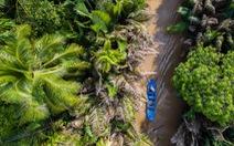 Xu hướng du lịch 2020: đi thuyền trên sông Mekong