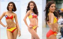 Người đẹp biển làm nóng Hoa hậu Hoàn vũ Việt Nam 2019 với bikini