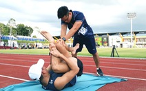 Những người thầm lặng góp sức cho đoàn thể thao Việt Nam ở SEA Games 30