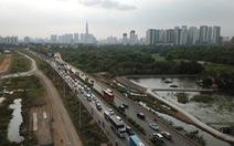 Sẽ mở rộng cao tốc TP.HCM - Long Thành - Dầu Giây lên 6-8 làn xe