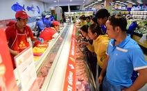Bớt lo thịt heo khi mua sắm tại siêu thị
