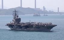 Trung Quốc nói không với tàu chiến Mỹ, dân mạng Đài Loan lên tiếng gọi mời