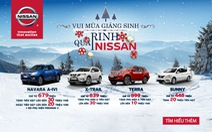 Nissan Việt Nam ưu đãi cho khách hàng mua xe dịp cuối năm