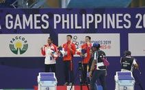 SEA Games ngày 5-12: Bơi lội, đấu kiếm và Pencak Silat đoạt 4 huy chương vàng
