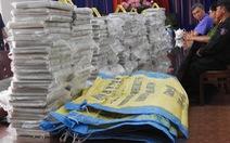 Bộ Công an khen 18 tập thể phá 'đại án' ma túy thu 1.400 bánh heroin