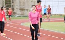 Hai bà mẹ - hai niềm hi vọng vàng của đội tuyển điền kinh Việt Nam