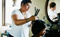 Nhuộm tóc và duỗi tóc vĩnh cửu có thể dẫn đến ung thư vú