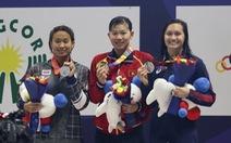 SEA Games ngày 6-12: Ánh Viên lập 'cú đúp', Việt Nam đoạt 7 HCV