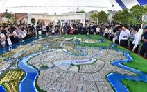Novaland Expo 2019 hút khách hai ngày đầu