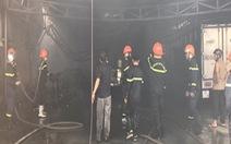 Video: Cháy bãi giữ xe ôtô vì sạc pin xe điện trẻ em