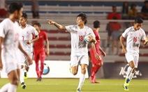 U22 Myanmar - Indonesia (hiệp phụ 2) 2-3: Osvaldo nâng tỉ số