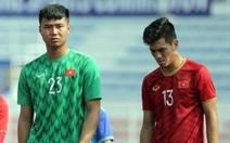 U22 Việt Nam - Campuchia (hiệp 1) 0-0